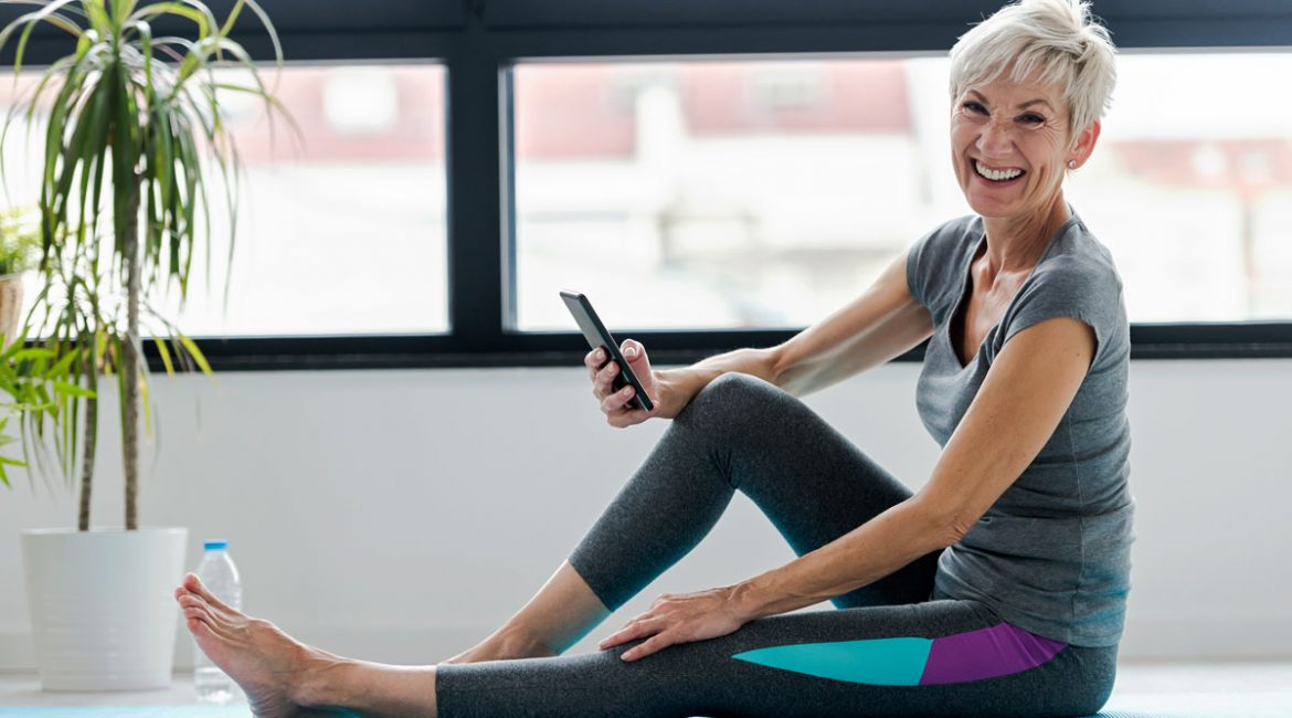 Fitness Classes for Older Adults