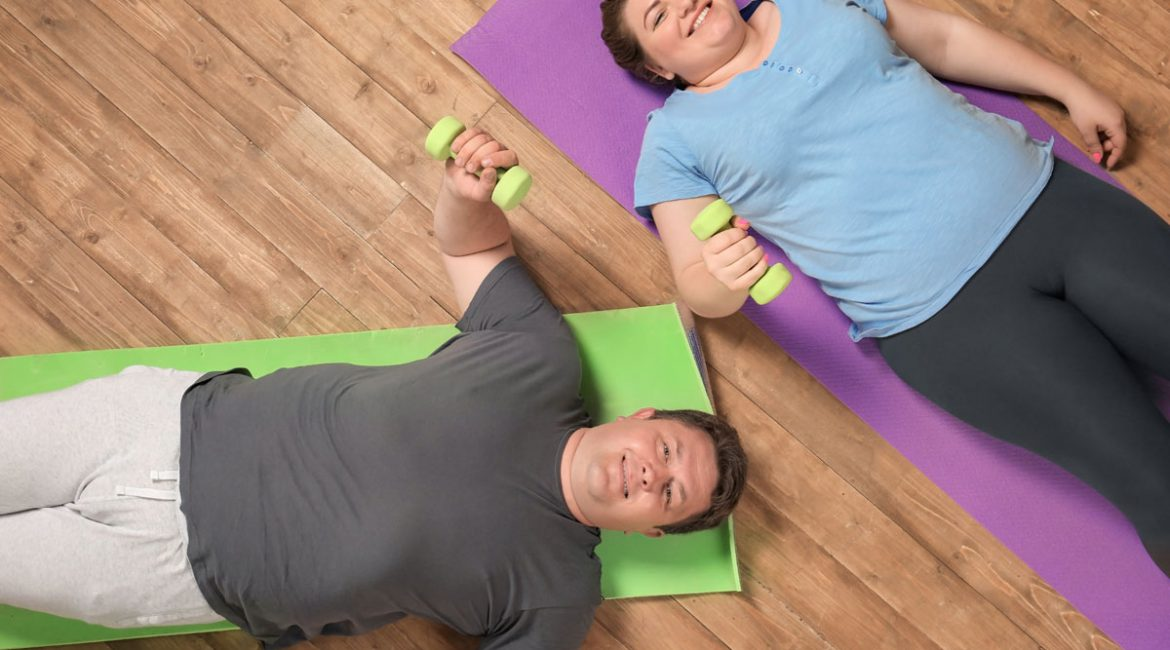 Personalised Fitness Classes for Overweight Adults
